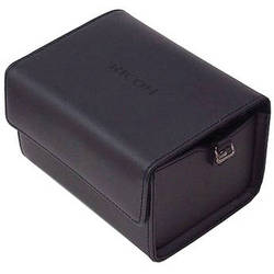 Ricoh SC55L Soft Case for the GXR Camera with A12 50mm f/2.5 Macro GR Lens (Black)