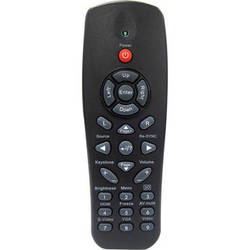 Optoma Technology BR-3054N Remote Control for TW610ST/TX610ST Projectors
