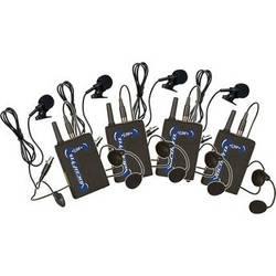 VocoPro UBP-3 UHF Wireless Bodypack Microphone Set