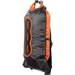 Aquapac 15 Liter Noatak Wet/Drybag (Cool Gray, Black and Orange)