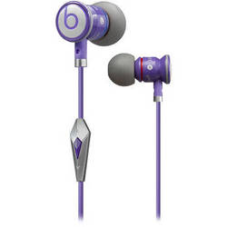 Monster iBeats Bieber Limited Edition In-Ear Headphones with ControlTalk