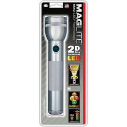 Maglite LED 2-Cell D Flashlight (Grey)