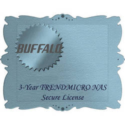 Buffalo Trend Micro NAS Security 3-Year Subscription Service for TeraStation