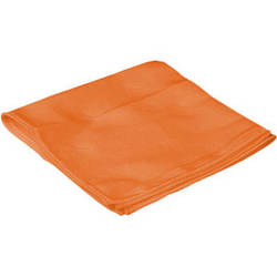 "Dot Line Anti-Static Cloth (Orange, 12.75 x 12.75"")"
