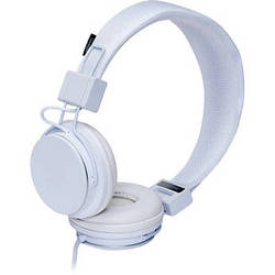 Urbanears Plattan Plus On-Ear Stereo Headphones (True White)