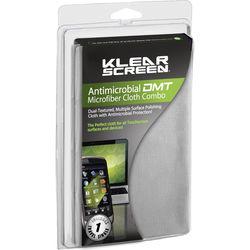 Klear Screen DMT Antimicrobial Microfiber Cloth