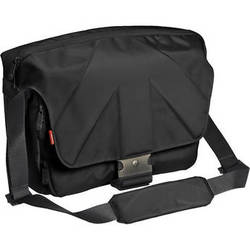 Manfrotto Stile Collection: Unica V Messenger Bag (Black)