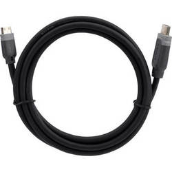 Belkin Mini HDMI Male (Type C) to HDMI Male (Type A) Cable - 6'