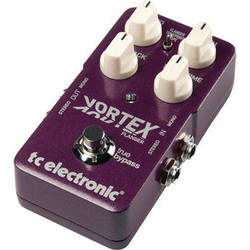 TC Electronic Vortex Flanger - Flange Effect Foot Pedal with TonePrint
