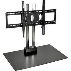 """H. Wilson WPSMS20CH  20"""" Flat Panel Display Mount for 32-48"""" Displays (Chrome)"""
