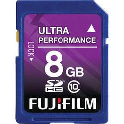 Fujifilm 8GB SDHC Memory Card Class 10