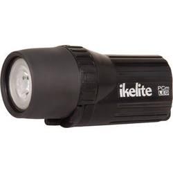 Ikelite 1560 PCm Series Mighty Mini Halogen Dive Lite w/ Batteries (Black)