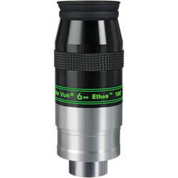 "Tele Vue Ethos 6mm Ultra Wide Angle Eyepiece (1.25"" & 2"")"