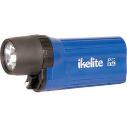 Ikelite 1585 PC Series Pocket Perfect Halogen Dive Lite w/ Batteries (Blue)