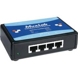 MuxLab 500150 VGA 1x4 Distribution Hub (110V)