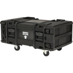 "SKB Deep 30"" 4U Roto Shock Rack"