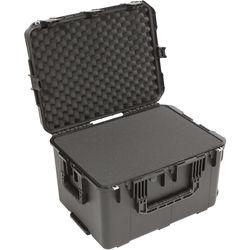 """SKB Military-Standard Waterproof Case 14"""" Deep (W/ Cubed Foam)"""