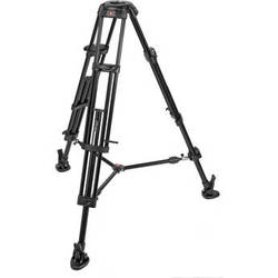 Manfrotto 546B Pro Video Tripod with Mid-level Spreader