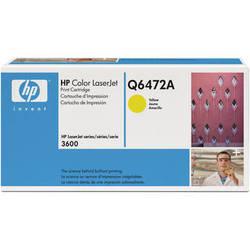 HP Color LaserJet 502A Yellow Print Cartridge