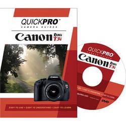 QuickPro Training DVD: Canon EOS T3i