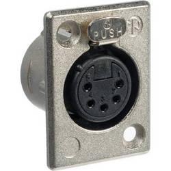 Neutrik NC5FP1 5-Pin XLR Female Connector