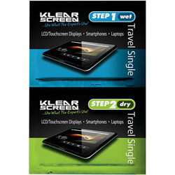 Klear Screen Screen Travel Singles, Model KS-SP50 - 50 Pack