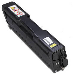 Ricoh High Capacity Yellow Toner for Select SP C Series Printers