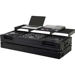 Odyssey Innovative Designs Flight Zone Black Label Glide Style Remixer Series DJ Coffin