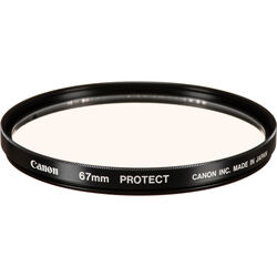 Canon 67mm Protector Filter