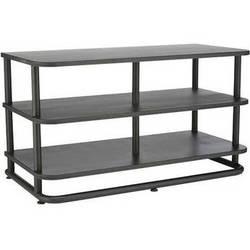 SANUS EFAV40-B1 Euro Foundations A/V Base & 3 Shelves (Black)