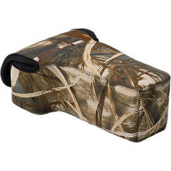 LensCoat BodyBag Compact Telephoto (Realtree MAX-4 HD)