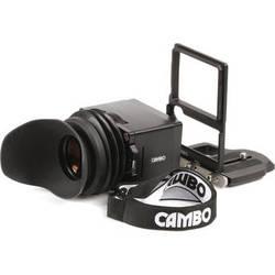 Cambo CS-34 HDSLR Viewing Loupe 3 Set (1D Series)