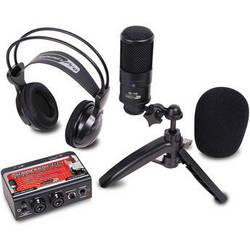 Jammin StudioPack 202 Studio Recording Kit