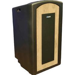 AmpliVox Sound Systems Pinnacle Multimedia Lectern (Non-Sound, Maple Veneer)