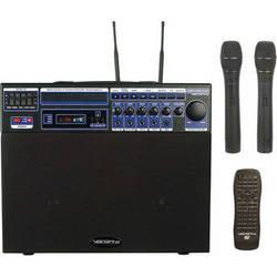 VocoPro DVD-Soundman 2 Multi-Format Portable Sound System
