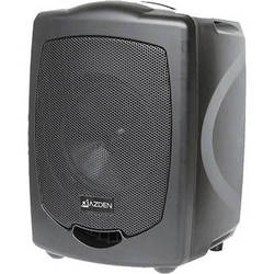 Azden APS 30U Powered Speaker and Dual Channel UHF Receiver