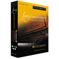 Synthogy Ivory II Upright Pianos - Virtual Instrument