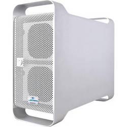 JMR Electronics 10-Bay Desktop SAS/SATA RAID PCIe Expansion HD Array (10 TB)