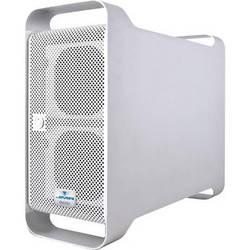 JMR Electronics 10-Bay Desktop SAS/SATA RAID PCIe Expansion HD Array (20 TB)