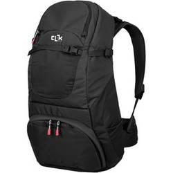 "Clik Elite Venture 35 Backpack (24 x 12.2 x 8.6"", Black)"