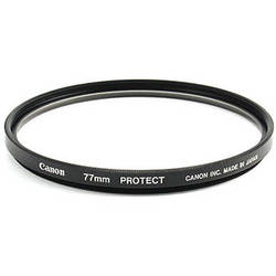 Canon 77mm UV Protector Filter