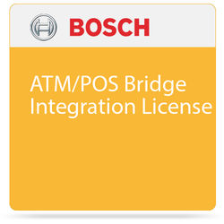 Bosch ATM/POS Bridge Integration License
