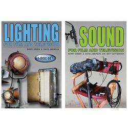 Books Lighting / Sound DVD Bundle