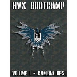 Books DVD: HVX Boot Camp: Volume I - Camera Ops