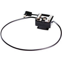Dot Line Standard to Hot Shoe Adapter with PC Cord