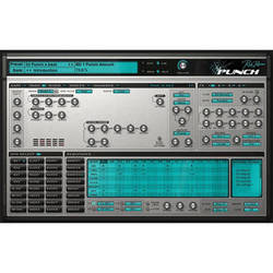 Rob Papen Punch - Software Instrument
