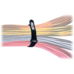 "Rip-Tie .75"" x 18"" EconoCinch Strap (Black, 20-Pack)"