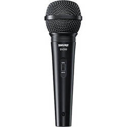 Shure SV-200WA Cardioid Dynamic Microphone with Cable (Accessories)