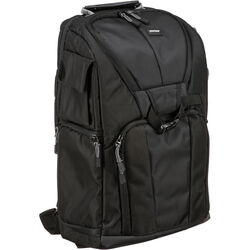 "Vivitar DKS-25 Photo/SLR/Laptop Sling Backpack, Large (20 x 12 x 9"", Black)"