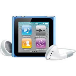Apple 8GB Refurbished iPod nano 6th Generation (Blue)